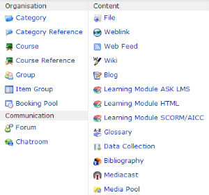 LMS Features, eLearning, Communication, Assessment, Personalization, Intelligent Reporting