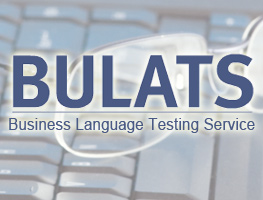 BULATS, Business Language Testing Services, ESOL, UCLES, English