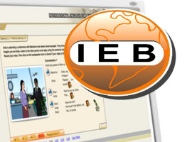 ieb, International English for Business, English Language, Interactive Learning